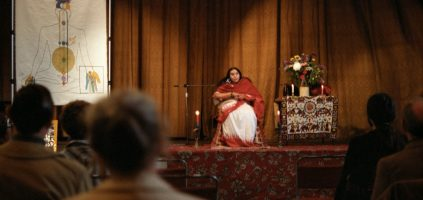 Question: What's the role of the artist in this work, this Sahaja Yoga?